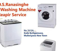 Washing Machine Repairs Rajagiriya