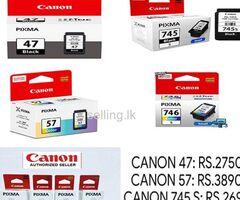 canon original ink cartridges