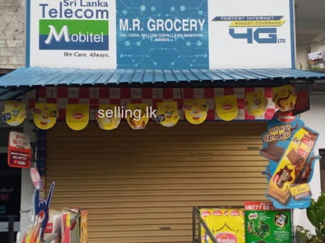 Shop For Rent In Kandy