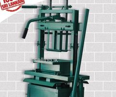 Block Gal machine for sale