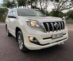 Toyota Land Cruiser Prado 150 2017