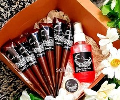 Bridal Henna Pack - mehendi