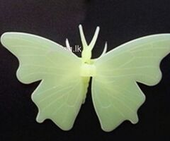 Luminous Plastic Butterfly