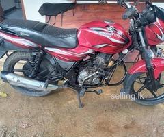 Bajaj Discover 100 2011