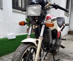Unregistered Yamaha RZ125 YPVS for sale