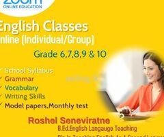 English Online Classes