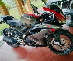 Yamaha R15 2019 model