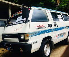 Mitsubishi L300 Van