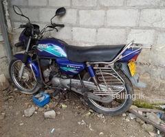 Hero Honda bike sale