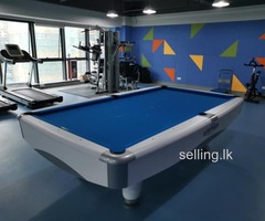 Brand new pool tables