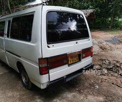 Nissan vrg caravan 1979