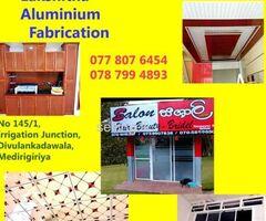 Aluminium Fabricator in Polonnaruwa