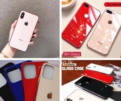 IPhone glass back covers