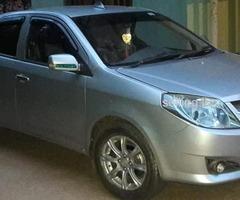 Micro Geely MX7 2010