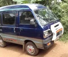 Suzuki maruti van
