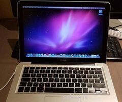 Apple MacBook 256 ssd