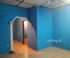 2BD upstair house for rent at Kohilawatta
