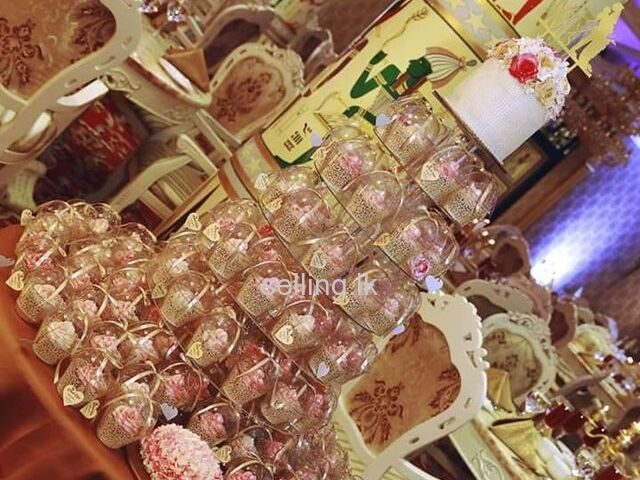 7 tier cup cake stand