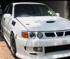 Toyota starlet gt 1995