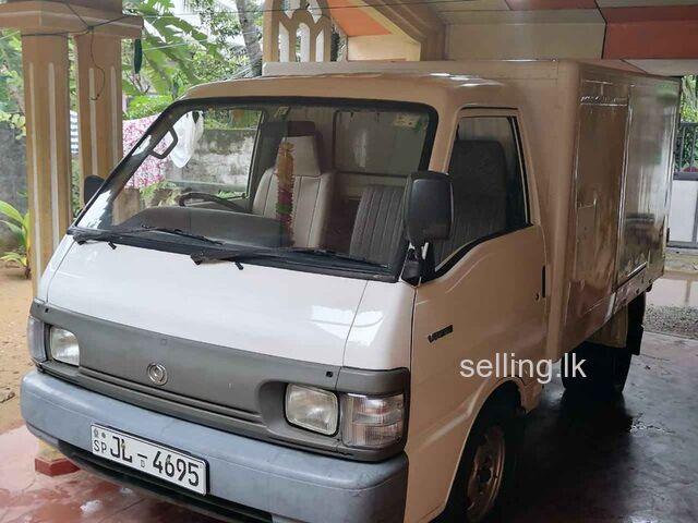 Mazda Bongo Lorry