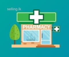 Pharmacy for Sale in Piliyandala