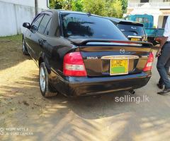 Mazda Familia BJ5P 2001