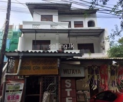 3 stair House for sale in Dehiwala