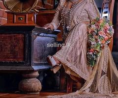 wedding sarees for rent