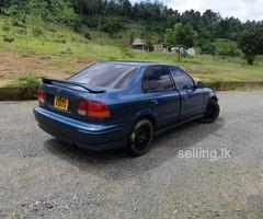 Honda civic ek3 1997