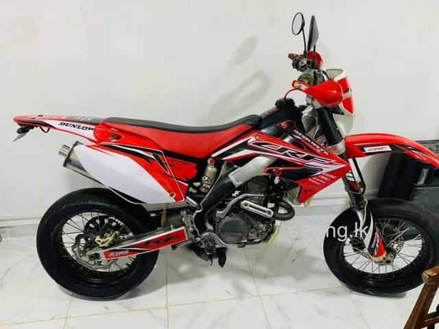 Honda CRF 250 X 2007