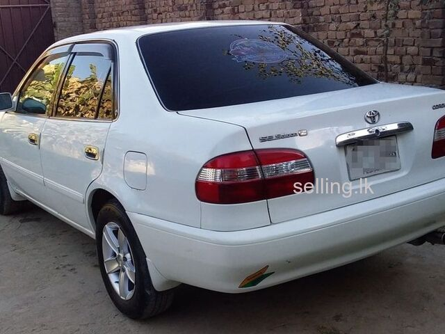 Toyota 110 1996 Car For Sale