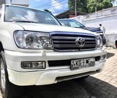 Toyota Sahara v8