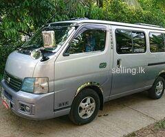 Nissan caravan e25 2006