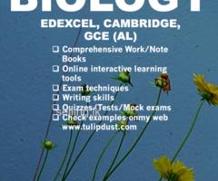 Biology  English medium