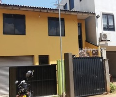 House for rent in Elvitigala Mawatha