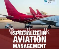BTEC HND in International Travel and Tourism Management (Specializing in Aviation)
