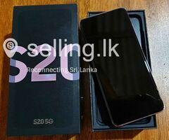 Samsung Galaxy S20 5G 12GB