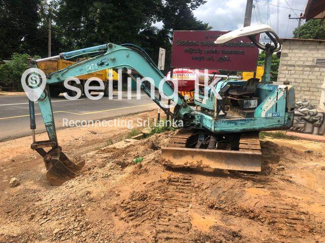 KOBELCO SK027 Excavator