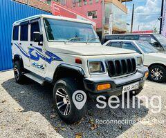 Mahindra Bolero Jeep 4wd