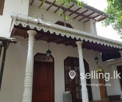 Two Story House For Sale at Nugegoda
