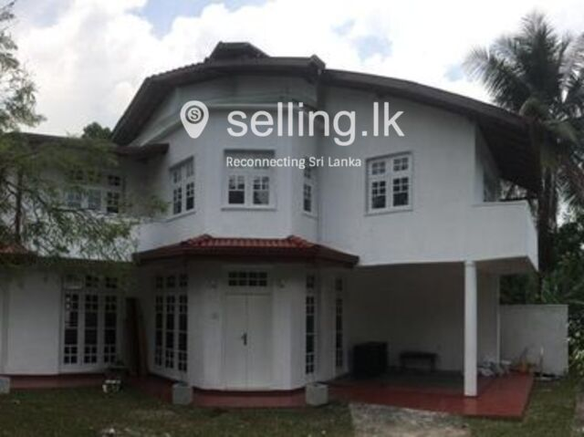 Two story house near kelaniya university and kiribathgoda