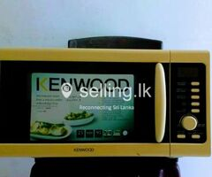 Kenwood MW572 microwave oven