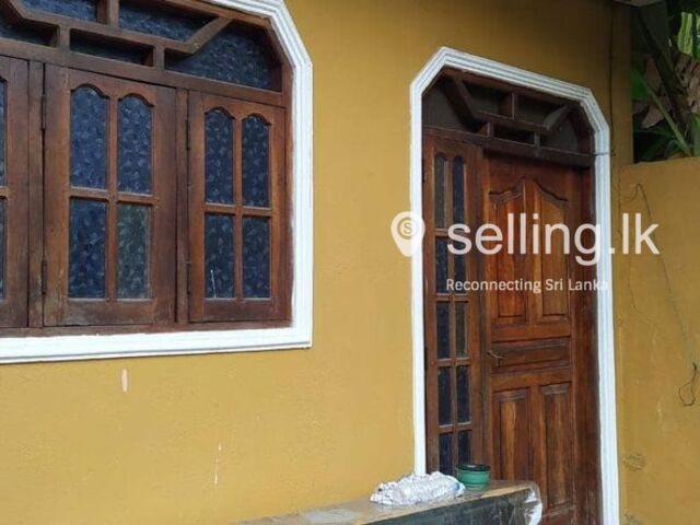 House for Rent in Ambagaha Junction