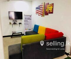 Office space rent colombo 5