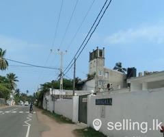 Half build Hotel for sale in Mirissa