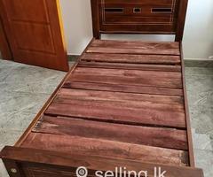 Teak Bed for sale