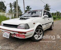 Toyota starlat ep 71