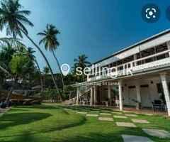 Villa sale at Ahungalla