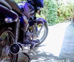 TVS victor 110cc
