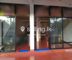 Shops for rent in wariyapola